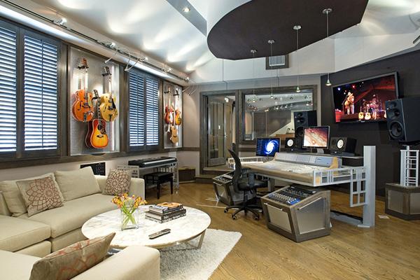 stüdyo odası